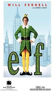 Elf [VHS] [Import]