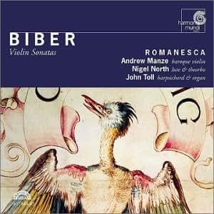 ビーバー:「8つのヴァイオリン・ソナタ(1681) 他」(2CD) [Import] (VIOLIN SONATAS VIOLIN SONATAS)