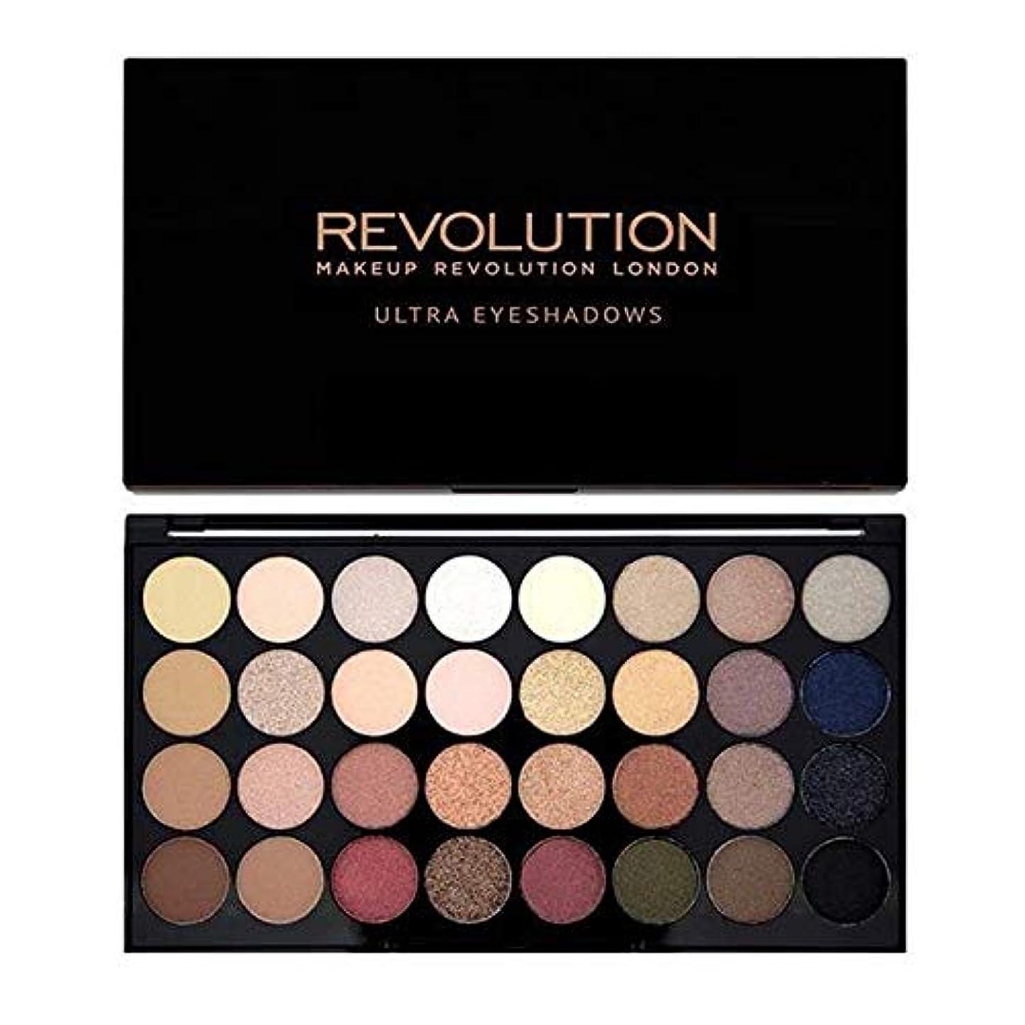 慰め店主アーティファクト[Revolution ] 革命完璧な16グラムアイシャドウパレット - Revolution Flawless 16G Eye Shadow Palette [並行輸入品]