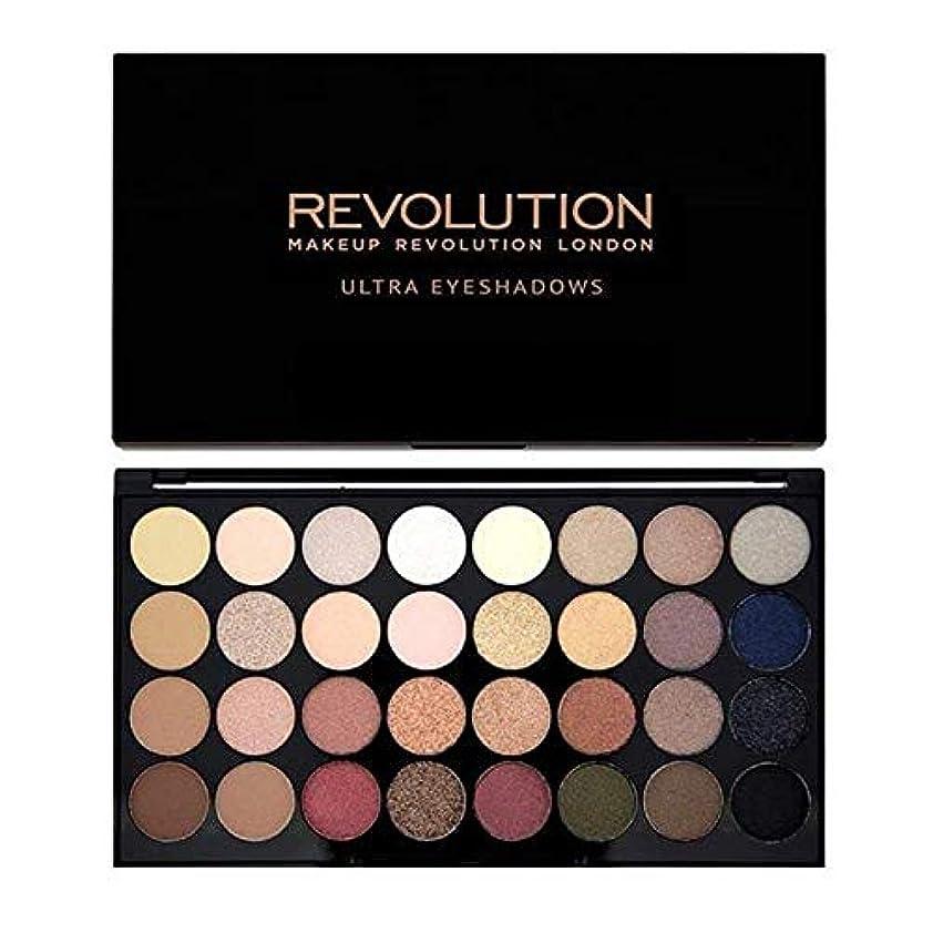 含む大量位置づける[Revolution ] 革命完璧な16グラムアイシャドウパレット - Revolution Flawless 16G Eye Shadow Palette [並行輸入品]