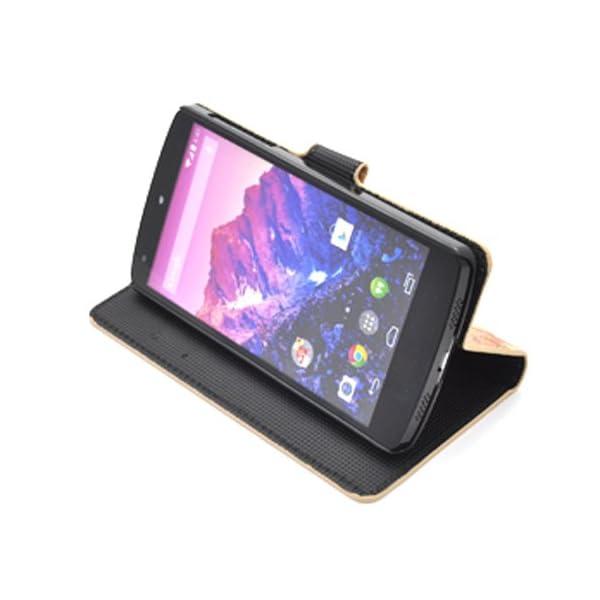 PLATA Nexus 5 ケース 手帳型 ワ...の紹介画像5