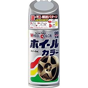 ソフト99(SOFT99) ホイールカラー ホイールカラー W37 シルバー 7537 ペイント