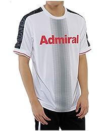 アドミラル サッカー 半袖プラクティスシャツ AD540403G001 WH S