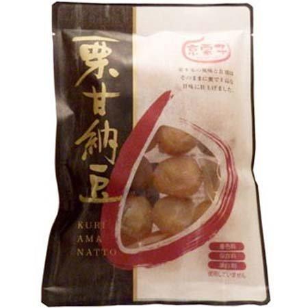 丸成商事 京栗子栗甘納豆 250g