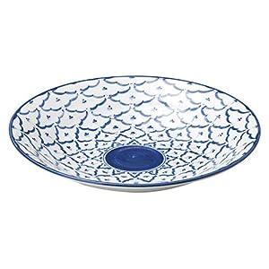 まるか光洋 大皿 チェンマイ 直径25.7×高さ4.5cm 業務用 53107002