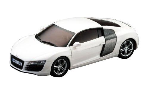Dslot43 Audi R8 2006 white D1431010102