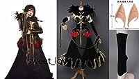 コスプレ衣装Fate/Apocrypha Fate/Grand Order フェイトグランドオーダー FGO セミラミス +耳+靴下 セット