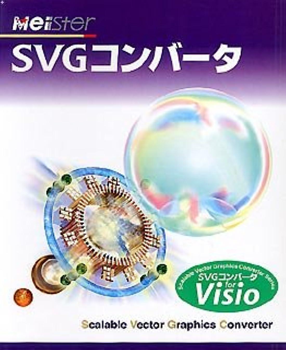 囲まれた単語方向SVGコンバータ for Visio