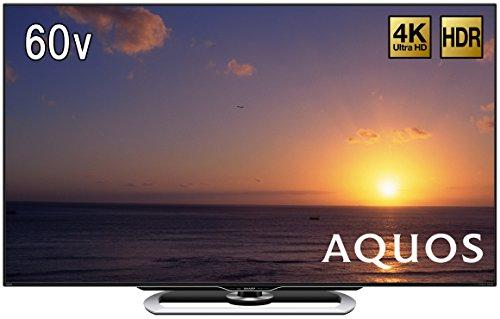 シャープ 60V型 4K対応液晶テレビ AQUOS LC-6...