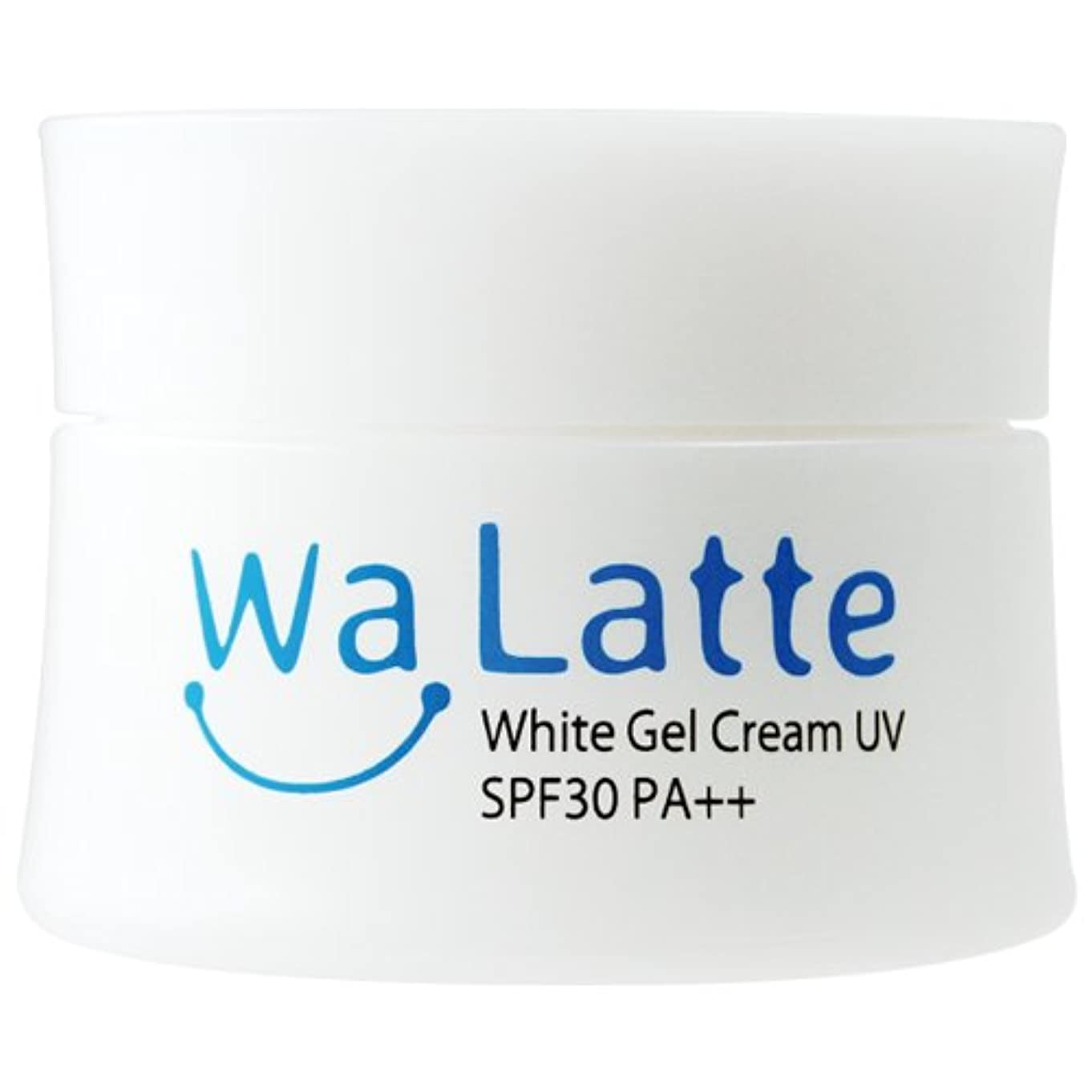 シェルタービュッフェ感覚(ワラッテ) WaLatte ホワイトジェルクリームUV 50g