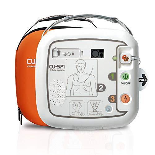 【AED】自動体外式除細動器 CU-SP1(シーユーSP1) キャリングケース付 CUメディカル社 …