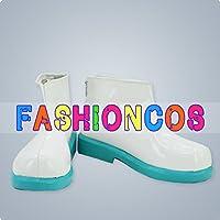 ★サイズ選択可★女性24CM UA0173 VOCALOID 愛言葉 あいことば 初音ミク Miku コスプレ靴 ブーツ