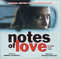 Notes of Love: Original Motion Picture Soundtrack (2000 Film)
