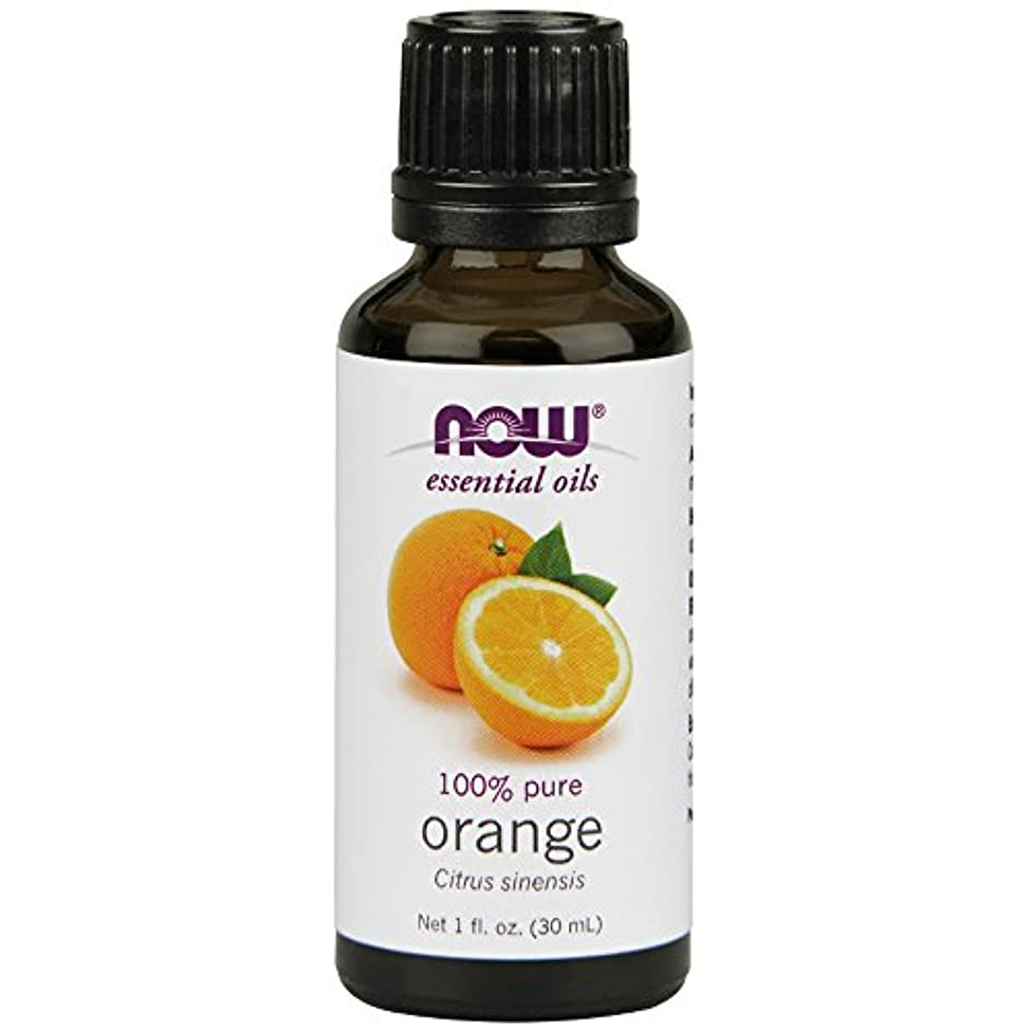二度なめる生NOWエッセンシャルオイル オレンジ精油 アロマオイル 30ml 【正規輸入品】