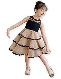 子供ドレス ガールズ ジュニア ピアノ 発表会 やバイオリン 演奏会 フォーマル 入園式結婚式 パーティー シフォン