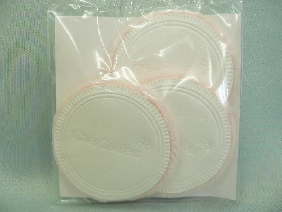 ブレイズ冷蔵庫勝者シェルクルール化粧品プロテクトパウダー専用ケース(パフ付き)