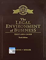 The Legal Environment of Business + Mindtap Business Law, 1 Term - 6 Months Access Card: Text and Cases