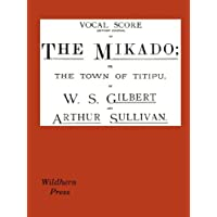 The Mikado Vocal Score