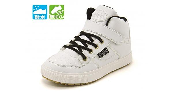 Kids Waterproof Sneakers 812129 White