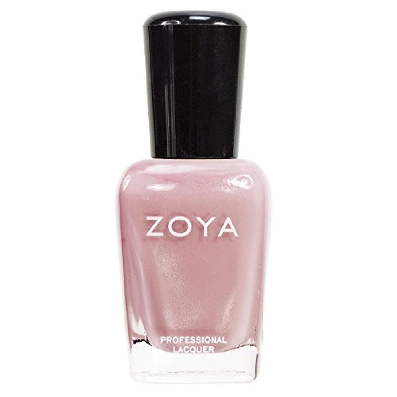 胚芽資格散歩ZOYA ゾーヤ ネイルカラーZP351 SALLY サリー 15ml ほんのり色づくピンク シアー?パール/メタリック 爪にやさしいネイルラッカーマニキュア