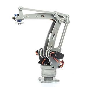 サインスマート ロボットアーム 4自由度 For Arduino UNO MEGA250 電子自作