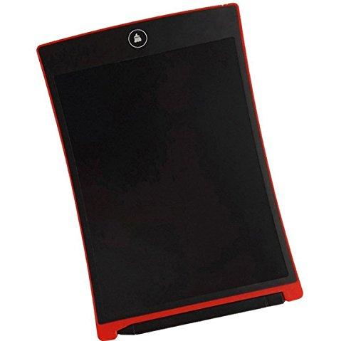 Bingle クリスマス プレゼント ギフト 電子メモ帳 電子メモパッド デジタルメモ  8.5インチLCD  レッド