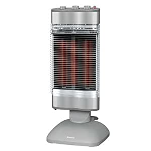 ダイキン(DAIKIN) 遠赤外線暖房機「セラムヒート」(スポット・ワイドヒート搭載) ウォームシルバー CER11NS