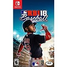 RBI Baseball 18 (輸入版:北米) - Switch