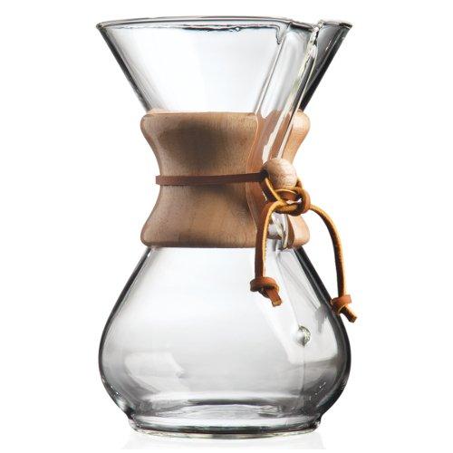 **CHEMEX/ケメックス マシンメイド コーヒーメーカー(CM-6A)<6カップ用>