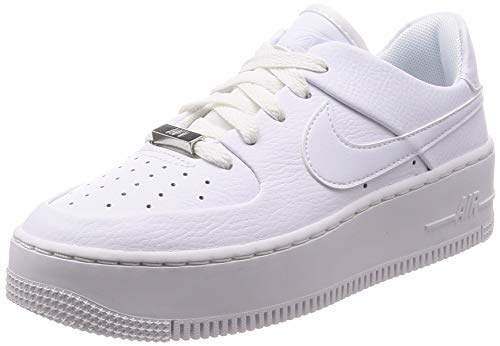 Nike WMNS AF1 Sage Low AR5339-100 Women Casual Shoes White/White