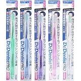歯ブラシ Dr.デンリスト PRO超コンパクト ふつう 12本セット