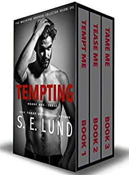 Tempting: The Macintyre Brothers Collection Volume One (The Macintyre Brothers Collections) by [Lund, S. E.]