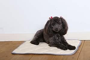 アルファウェーブPET あったかマット M 小型犬~中型犬 (冷え対策 温活 高レベル遠赤外線 健康維持 愛犬介護)