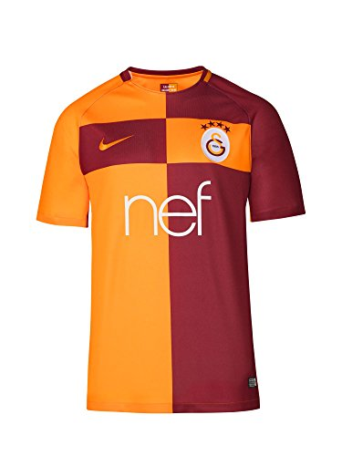 Nike Galatasaray SK Home Soccer Stadium Jersey 2017-18 / サッカーユニフォーム ガラタサライSK (US Size 2X-Large)