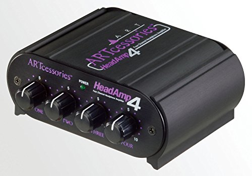 ART HeadAmp 4 4chヘッドフォンアンプ ACHA4