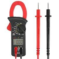 Birdlantern HD HD9505GデジタルクランプマルチメータDMM AC/DC電流計電圧計オーム計静電容量およびhFEテストテスターメーター