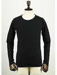 SWEEP!! スウィープ!! メンズ コットン 長袖 ラグラン クルーネックTシャツ L/S RAGLAN BLACK(ブラック)