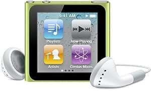 Apple iPod nano 16GB グリーン MC696J/A