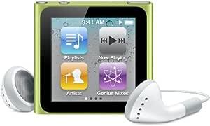 Apple iPod nano 8GB グリーン MC690J/A