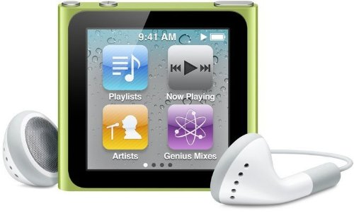 Apple iPod nano 8GB グリーン MC690J/A