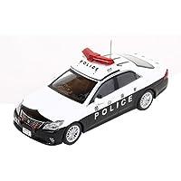 RAI'S 1/43 トヨタ クラウン (GRS200) 2011 岡山県警察生活安全部機動警ら隊車両 完成品