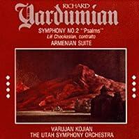 Yardumian: Symphony no 2, Armenian Suite / Kojian, Chookasian, Utah SO