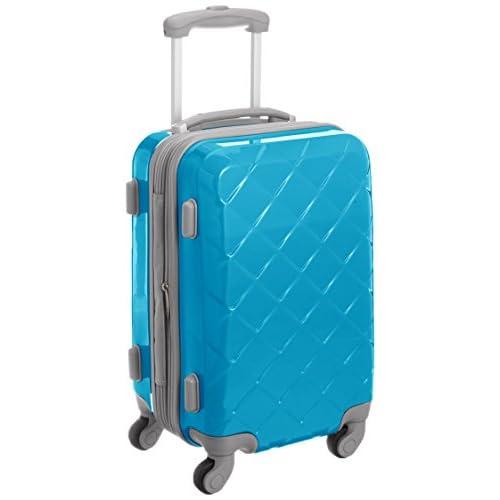 [レジェンド] LEGEND ワッフルキャリーM 機内持ち込み可 サイズ調節機能付き TSAロック付き 05-5166 BL (ブルー)