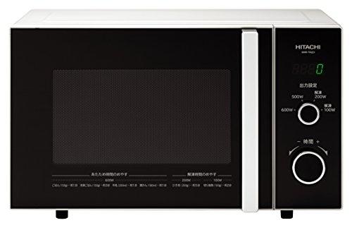日立 単機能レンジ 50Hz ホワイト HMR-TR221-Z5 W