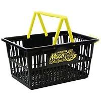 MOONEYES ショッピングバスケット S ブラック BK