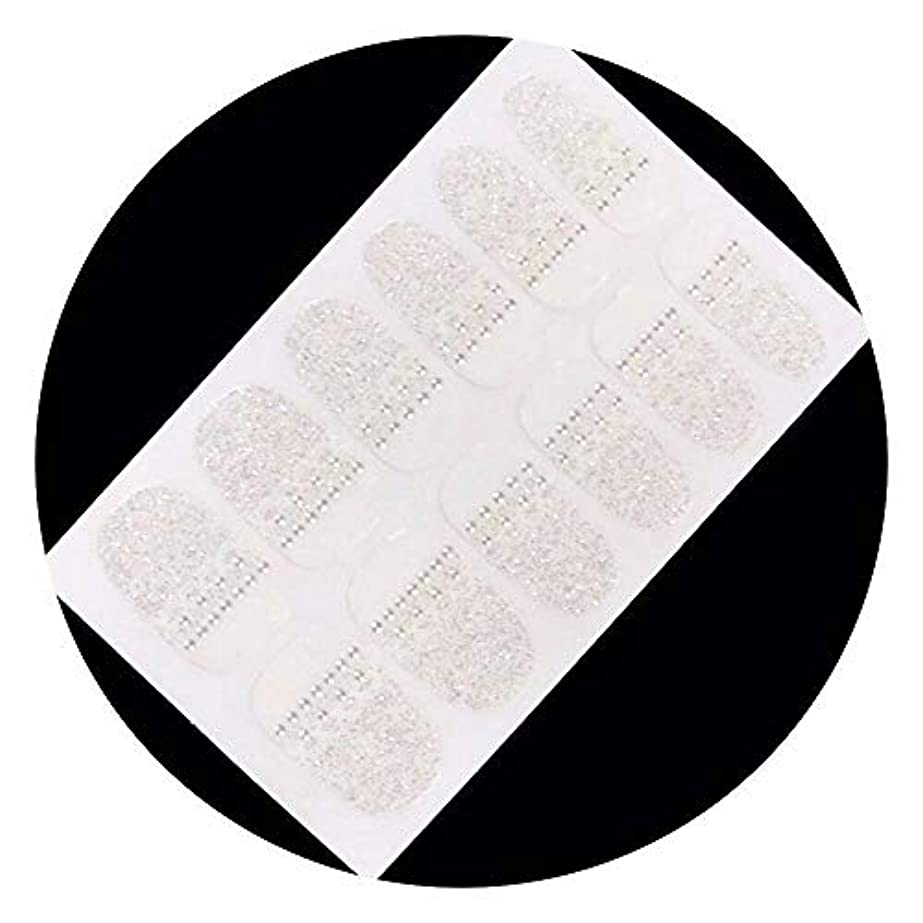 曲線デマンドコードレスネイルシール ネイルラップ ネイルアート 貼るだけ バリエーション豊富な貼るネイルシール 爪やすり付き 12ピース (黒ダイヤモンド327)