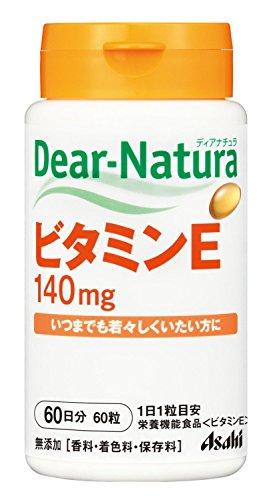 アサヒグループ食品 ディアナチュラ ビタミンE(60日分)...
