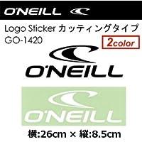 O'neill オニール ステッカー O'neill Logo Sticker カッティングタイプ 26cm GO-1420