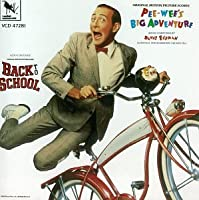 Pee Wee's Big Advent/Back To School by Original Soundtrack (2000-04-17)