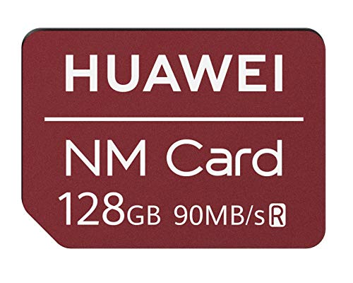 Huawei ファーウェイ純正 NM Card 128GB (Nano Memory Card 128GB) Huawei Mate 20, Mate 20 Pro, Mate 20 ...